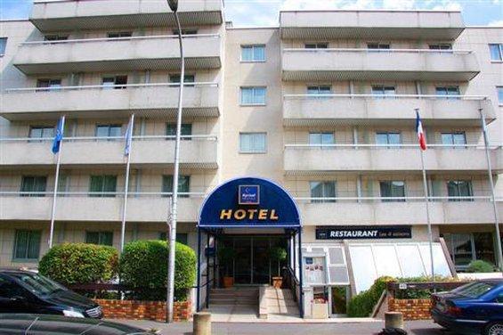 翠普巴黎布洛涅酒店