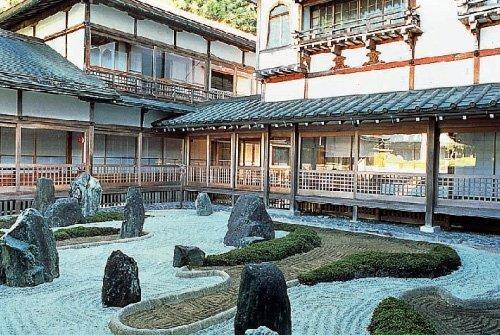 Koyasan Onsen Fukuchi-in