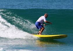 Brad Holmes Surf Coaching