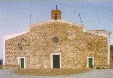 "Santuario della Santa Croce detto popolarmente Letto Santo (""Liettu Santu"")"