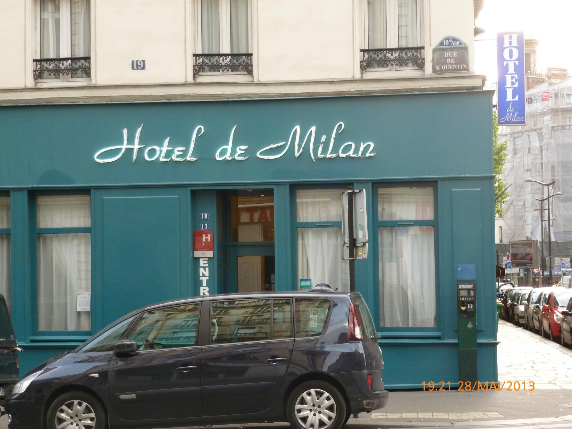 Hotel De Milan