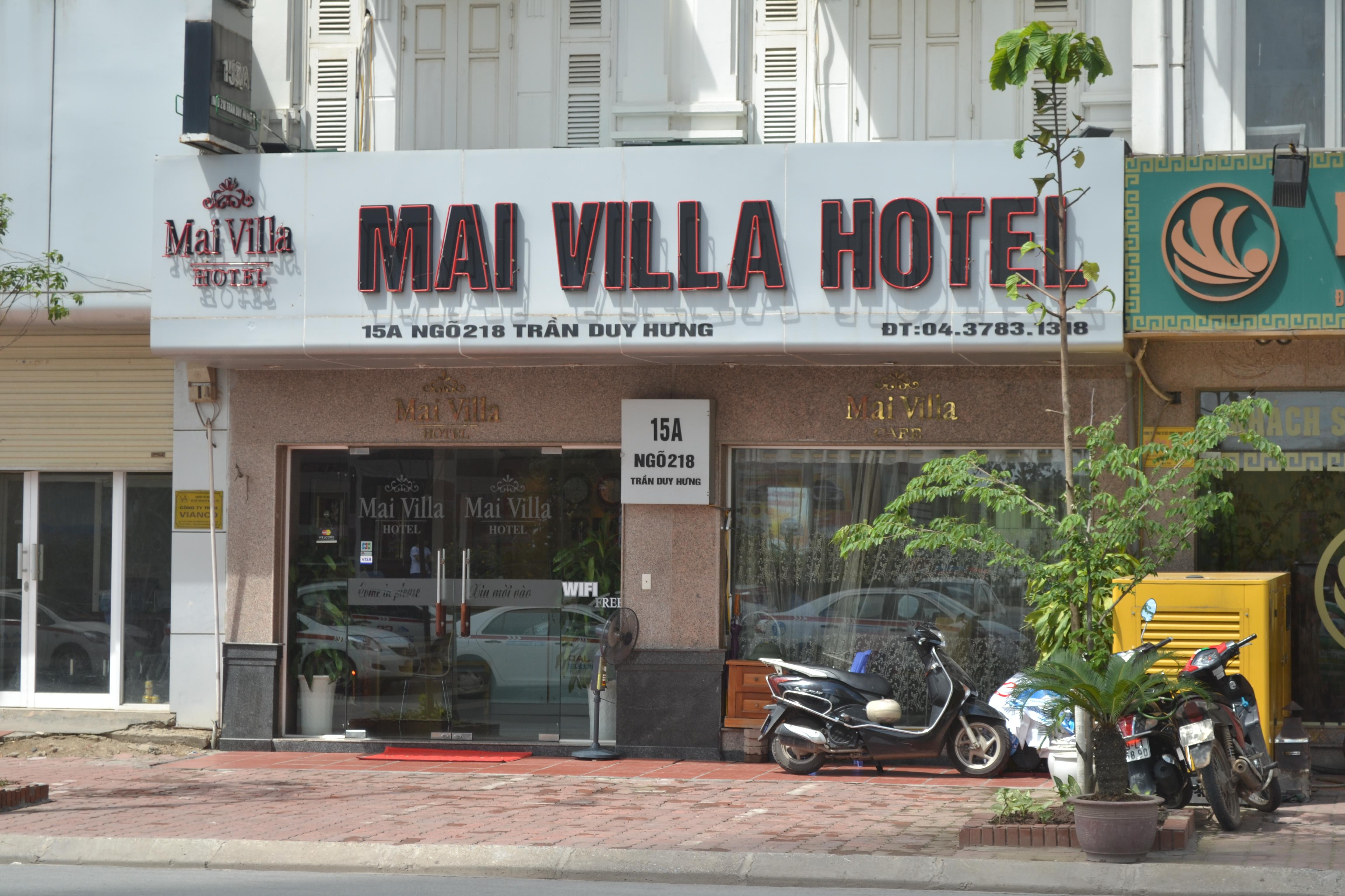 Mai Villa Hotel 1 - Tran Duy Hung