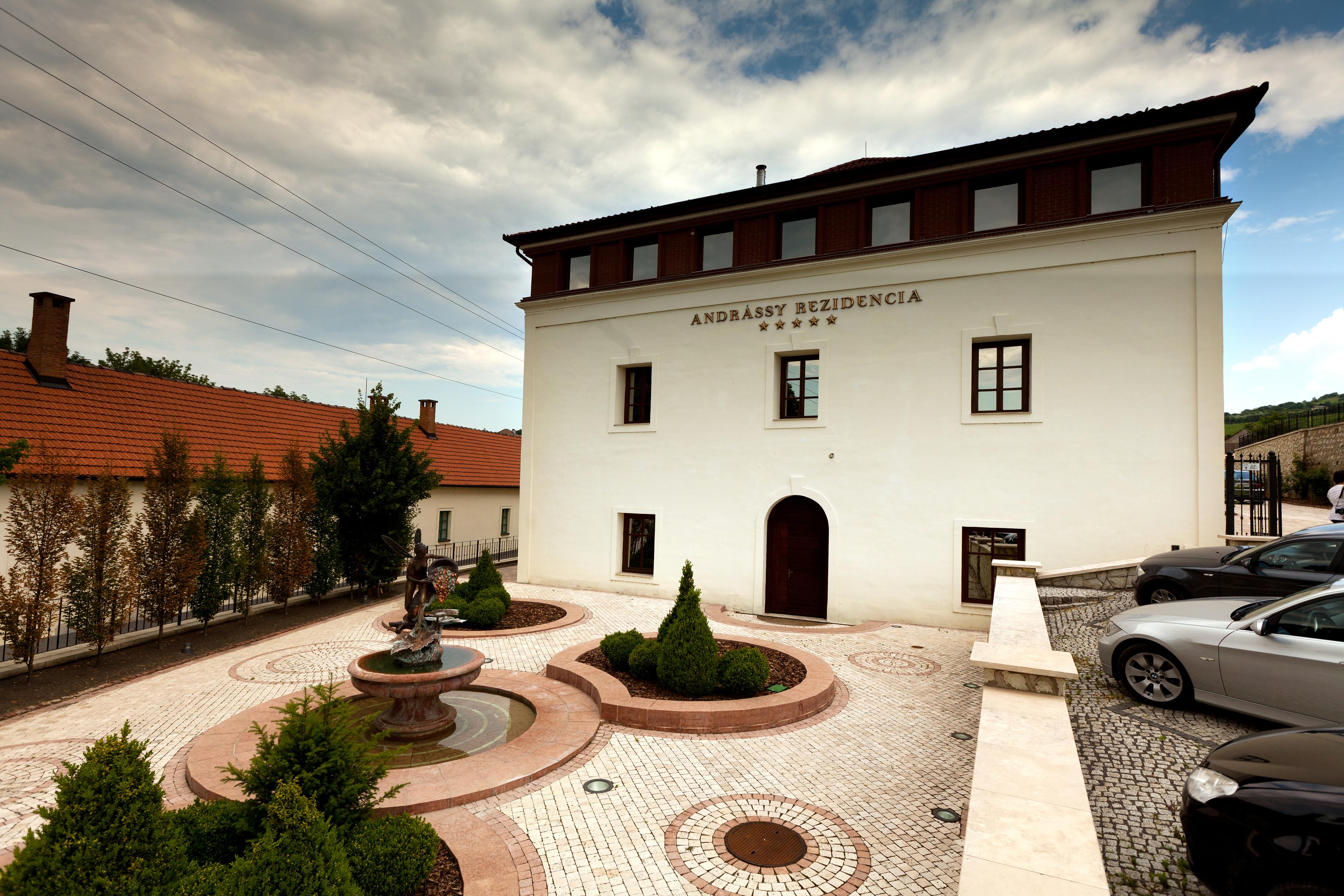Andrassy Residence Wine & Spa