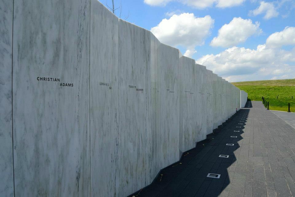 Image result for flight 93 memorial