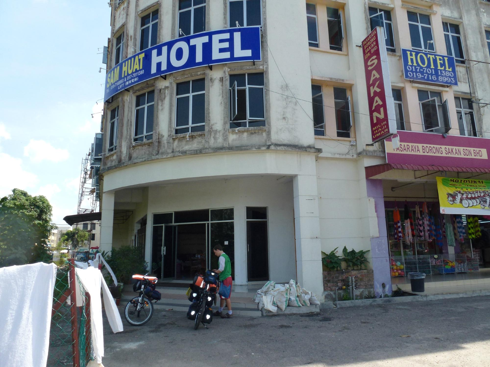 Sam Huat Hotel
