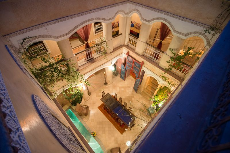 Riad lorsya marrakech morocco hotel reviews photos price comparis - Photo riad marrakech ...