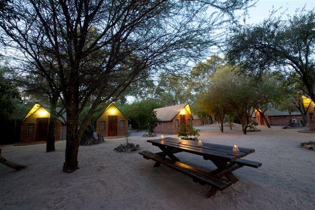 Sitatunga Campsite