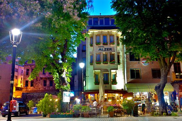 알제르 호텔