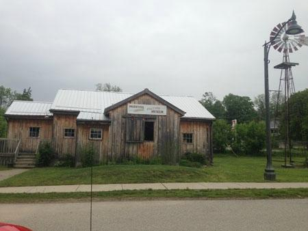 Ingersoll Cheese & Agricultural Museum