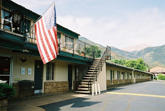鷹汽車旅館