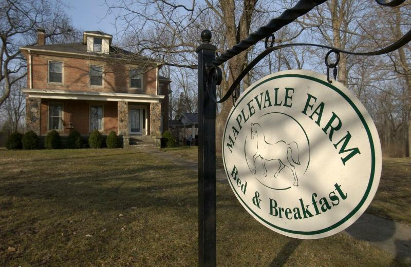 Maplevale Farm Bed and Breakfast