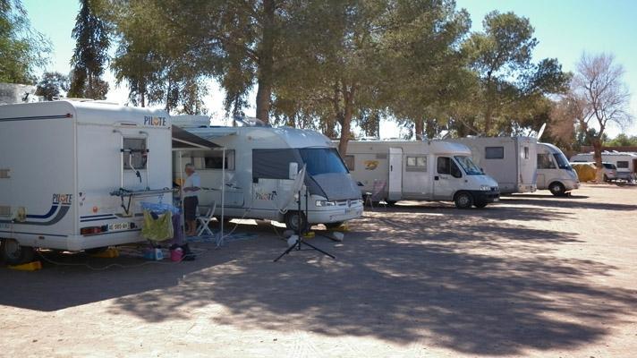 Camping de Ouarzazate