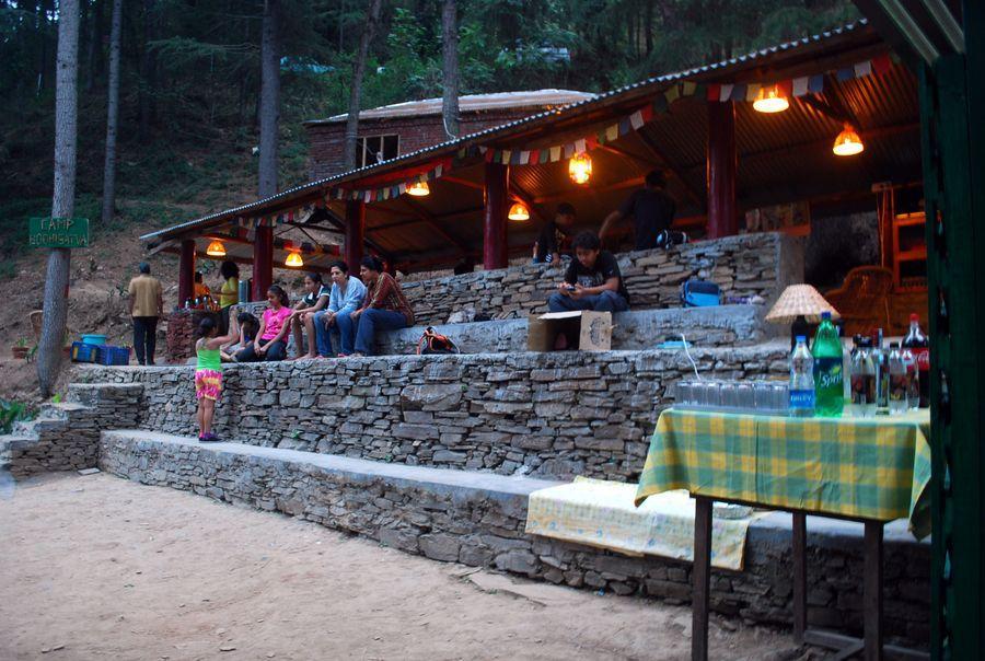 Camp BodhiSatva