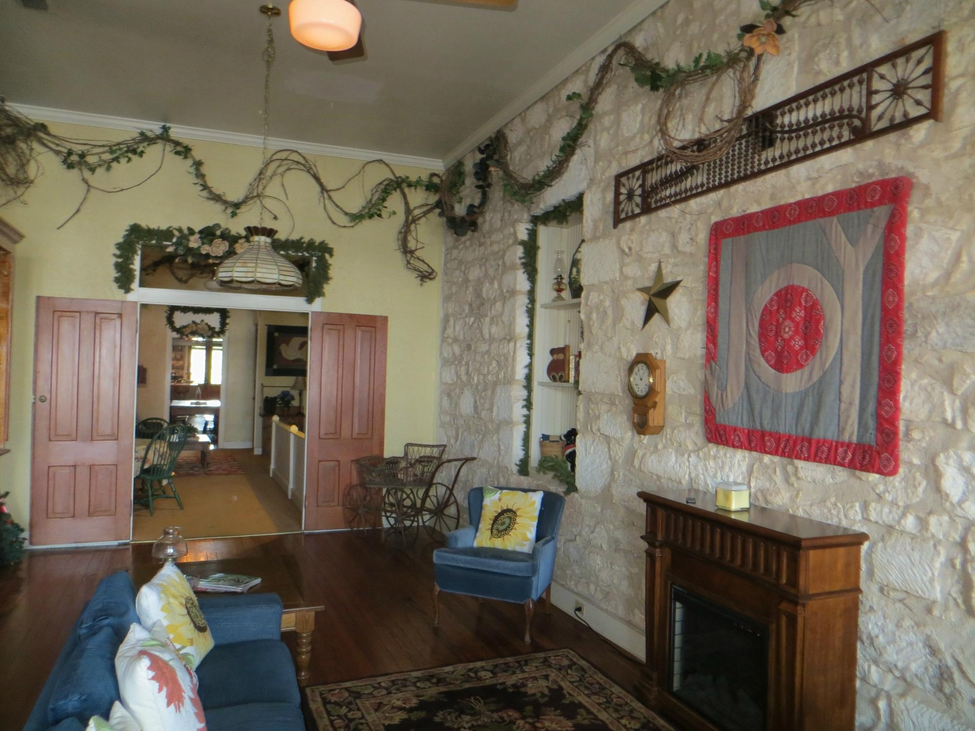 Fredericksburg Bakery Bed and Breakfast