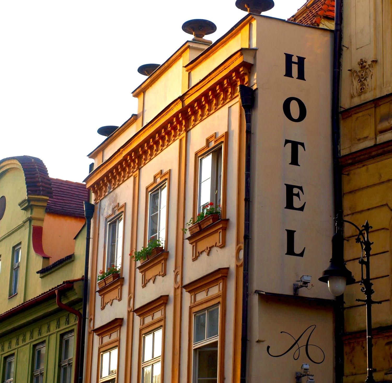 ホテル アンティーク