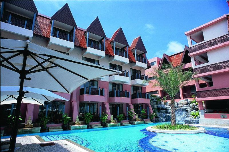 โรงแรมซีวีว ป่าตอง