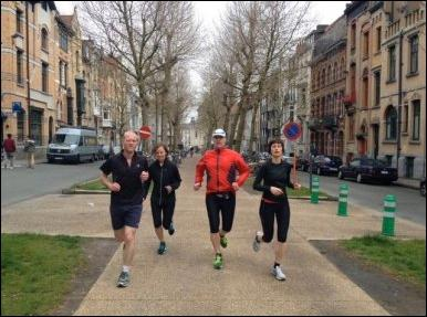 ‪City Running Tours Gent‬