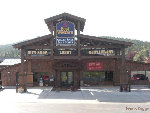 ‪BEST WESTERN Golden Spike Inn & Suites‬
