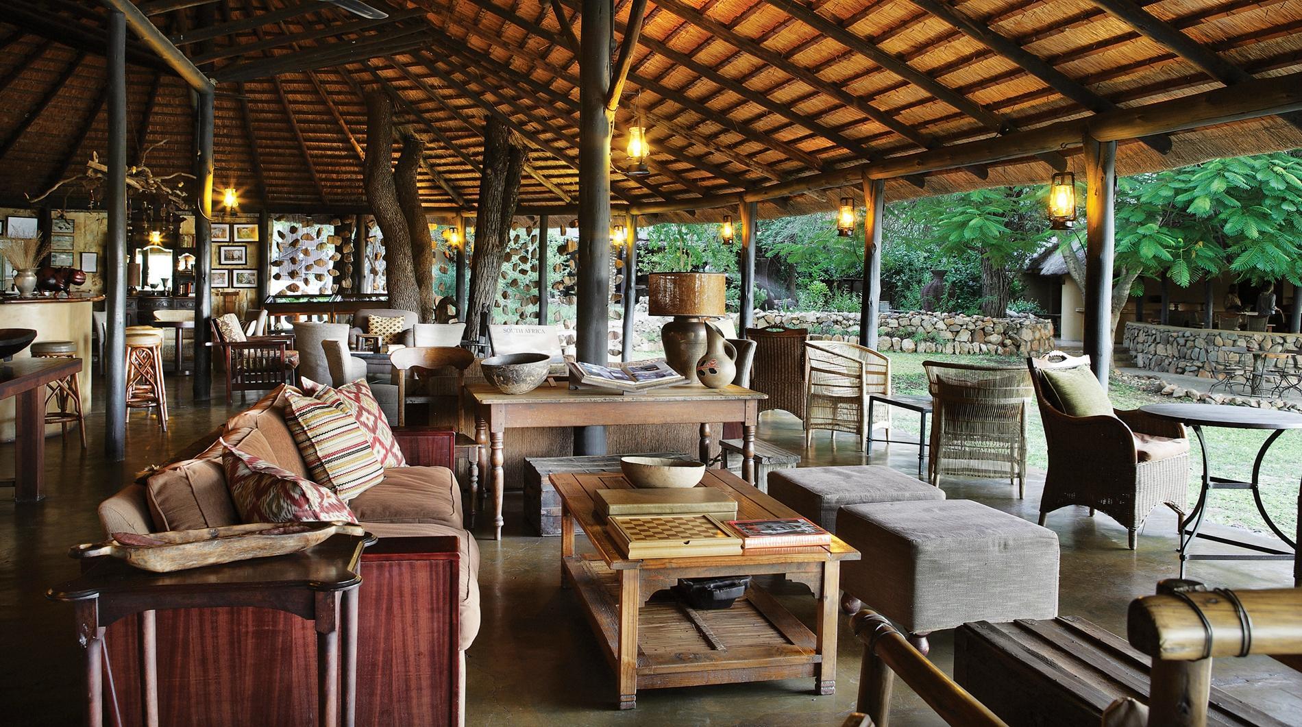莫茨瓦利私人禁獵區旅館