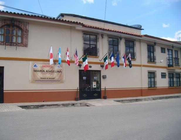 Hotel María Angelina