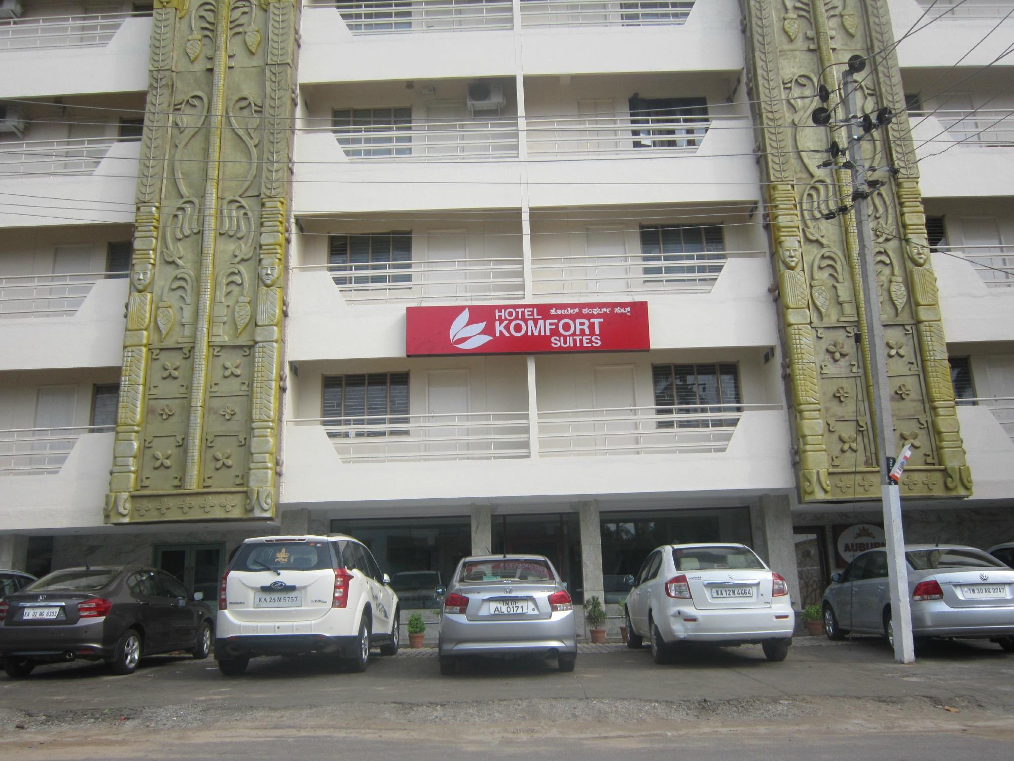 Hotel Komfort Suites