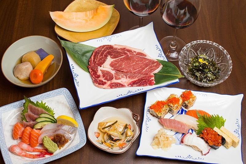 Aoi sushi singapore restaurant reviews photos for Aoi japanese cuisine newport