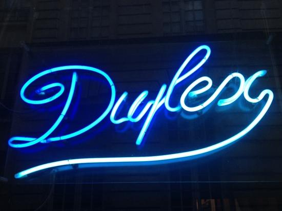 Duplex Bar