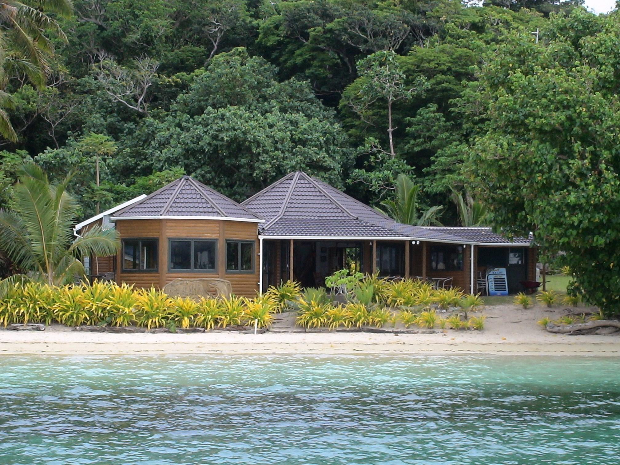 Ika Lahi Lodge