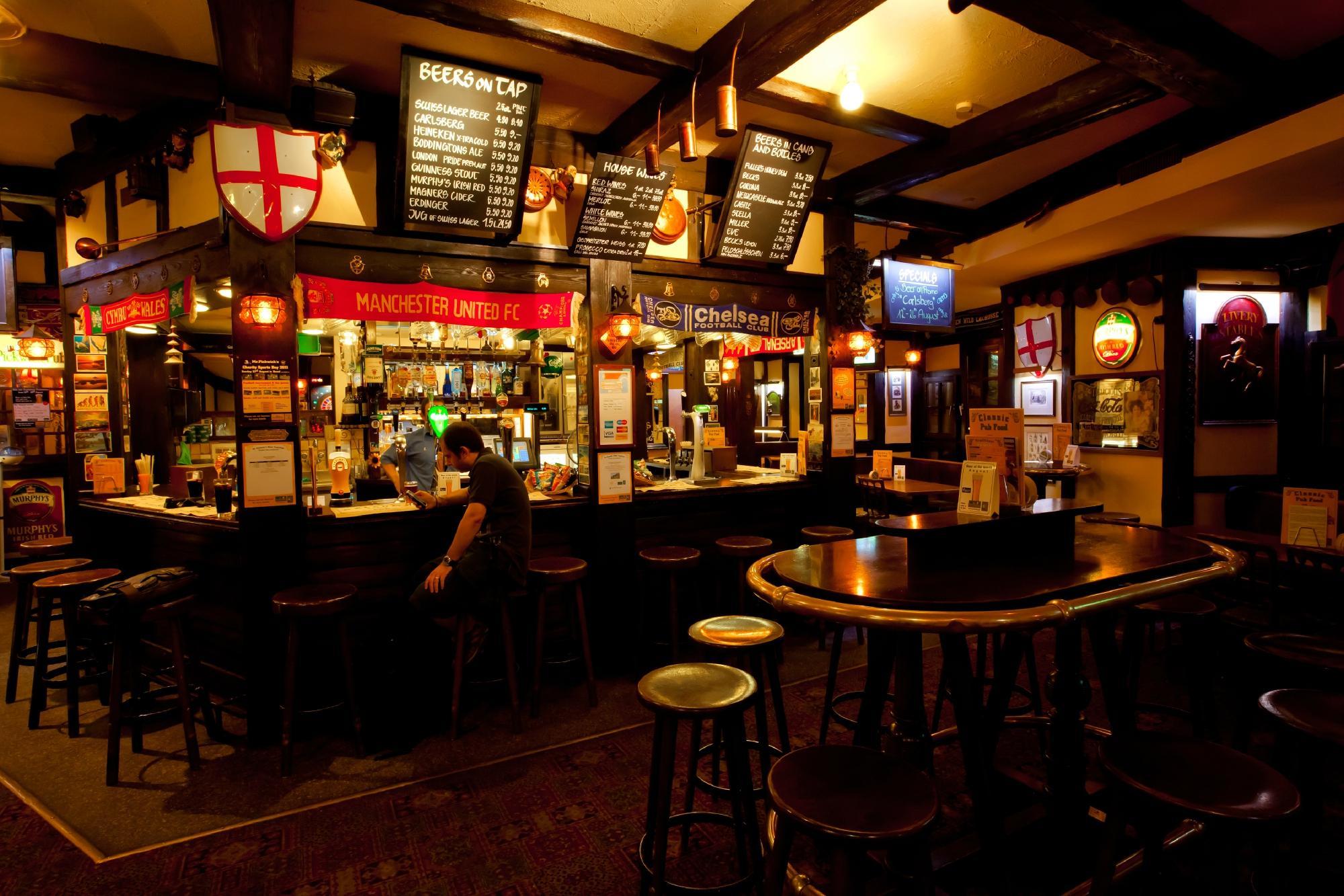 Most Popular Pub food in Wettingen, Canton of Aargau, Switzerland