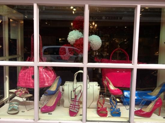 Imeldas Wardrobe - Bournemouth's most beautiful Shoe Boutique