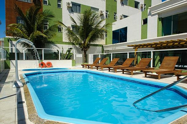 Hotel Riverside Premium Aracaju