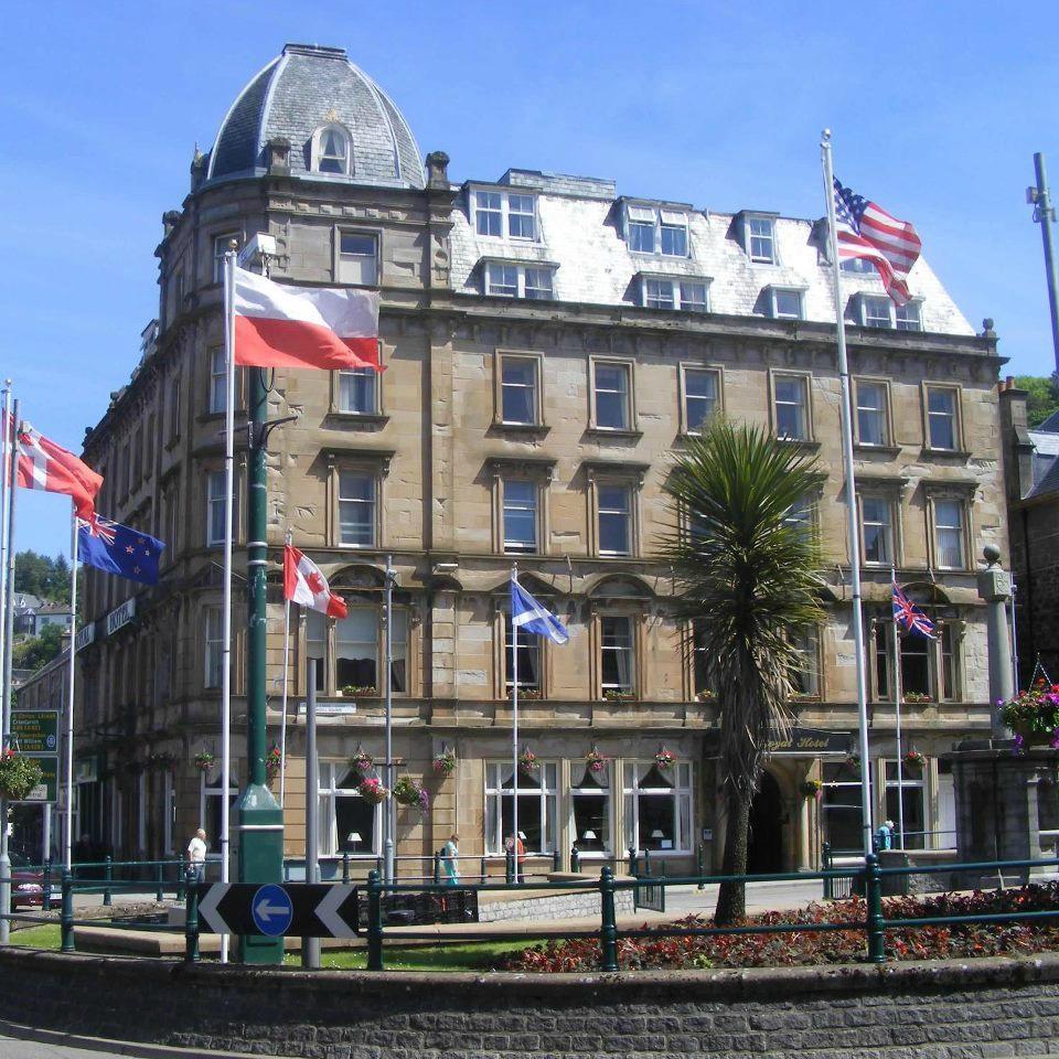 斯特拉斯莫爾皇家酒店