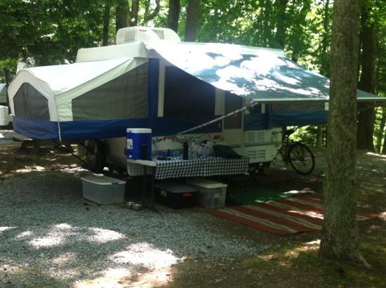 Lock 30 Woodlands RV Campground Resort