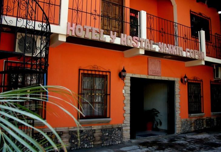 Hotel y Hostal Yaxkin Copán