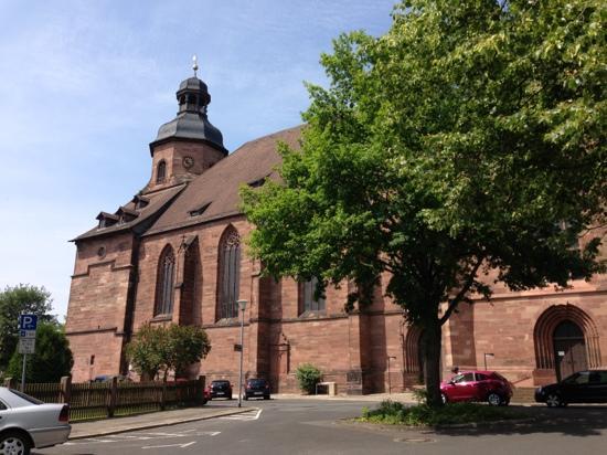 Munsterkirche St. Alexandri