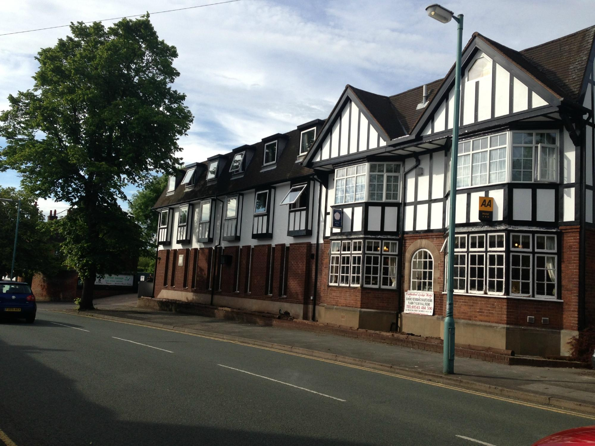 Cathedral Lodge Hotel