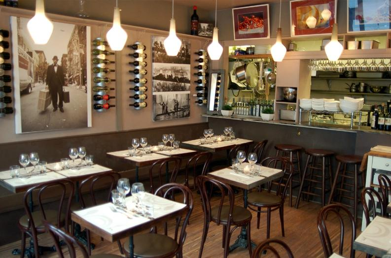 Piccola Cucina, New York City - 196 Spring St, SoHo - Restaurant ...