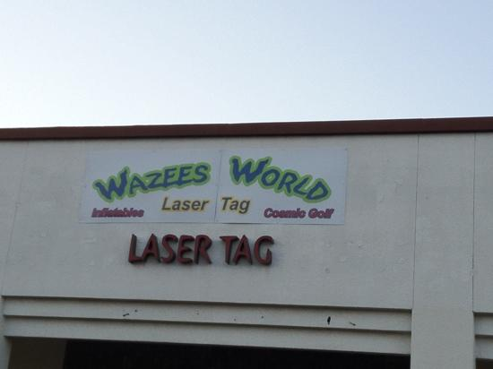 Wazees World Laser Tag