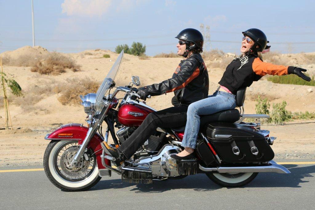 Prestige Motorcycle Tours Rentals Dubai United Arab