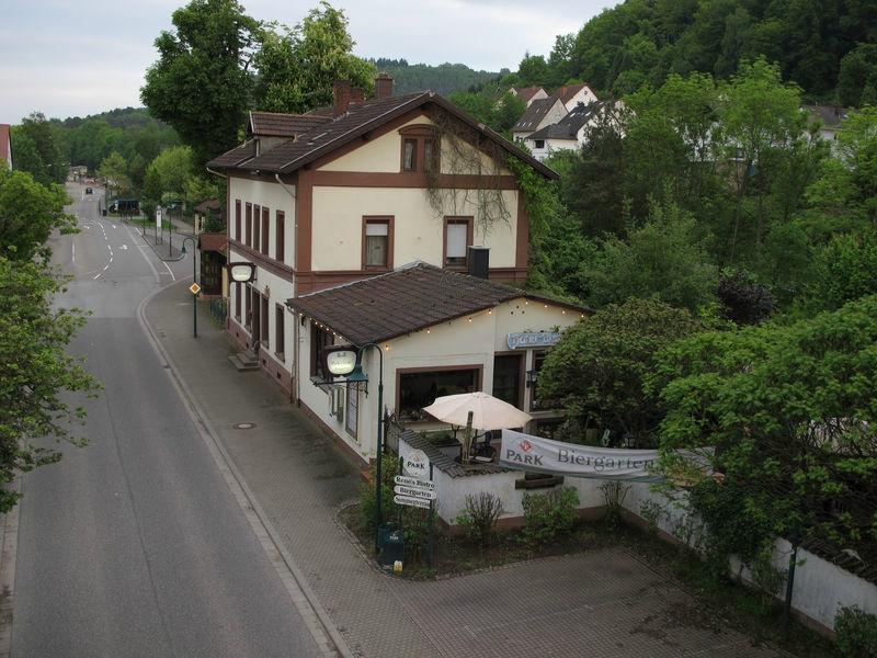 Park-Café René