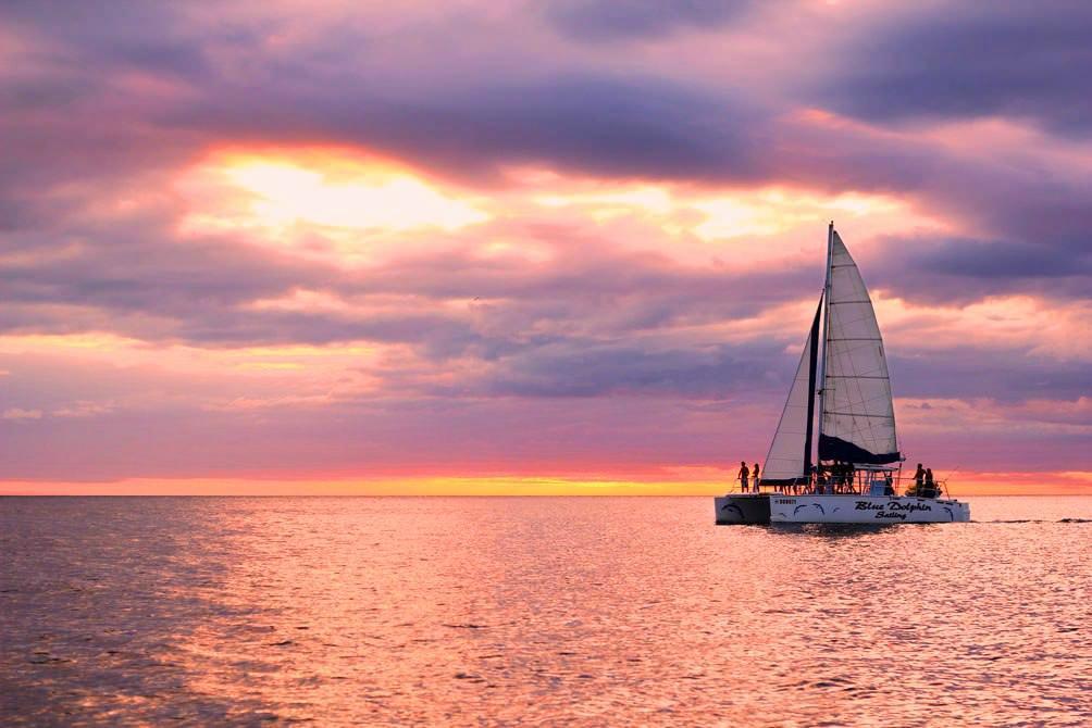 Sunset Sail Tour in Tamarindo