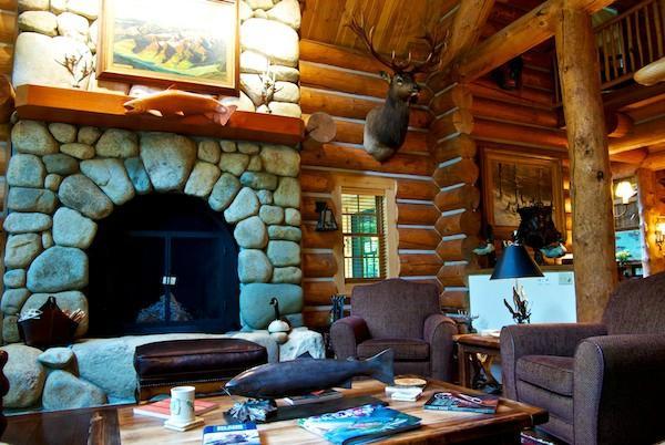 Lodge at Gold River
