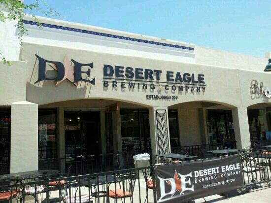 ‪Desert Eagle Brewing Company‬