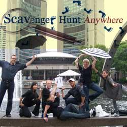 Scavenger Hunt Anywhere