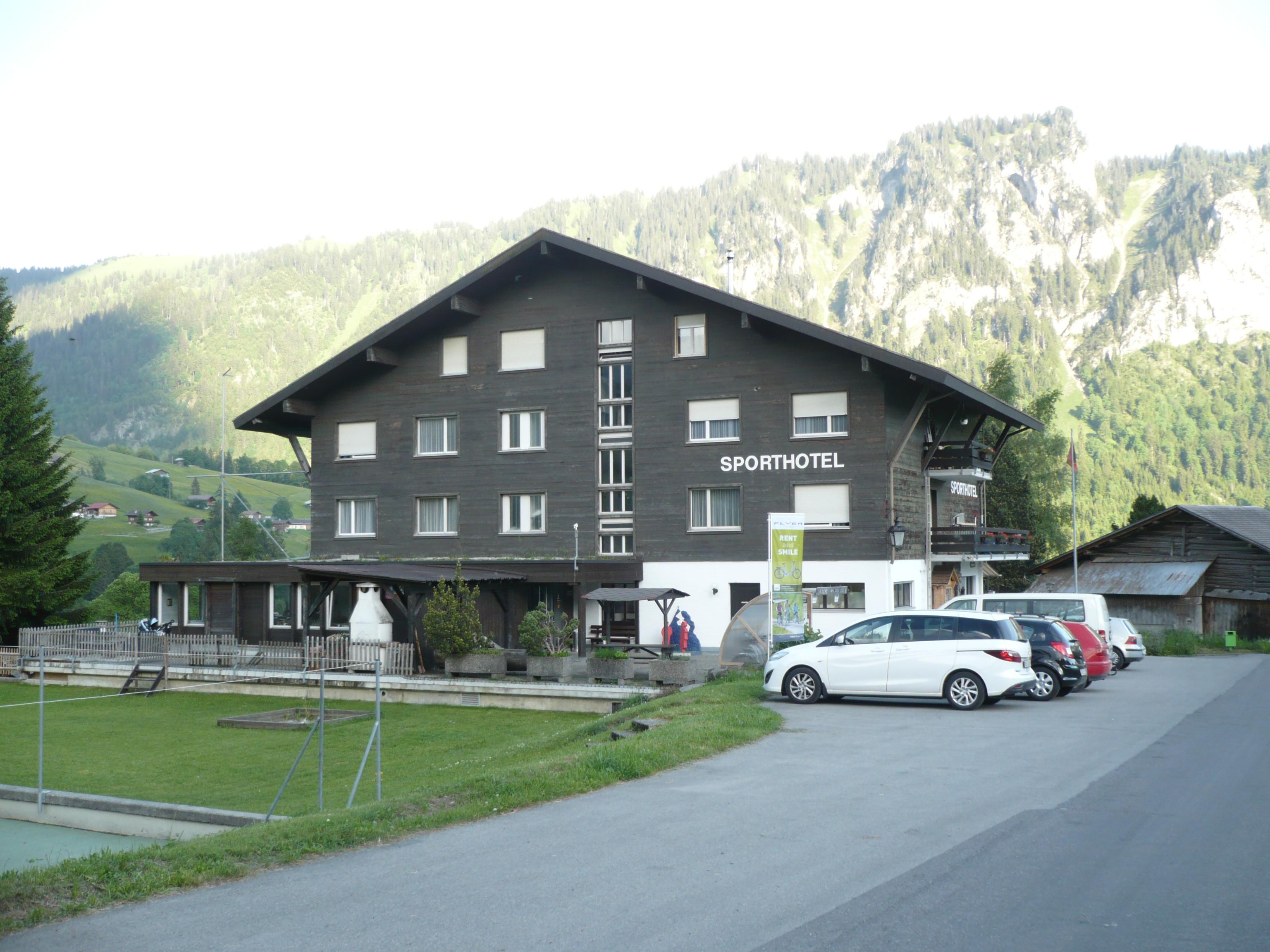 Sporthotel Habkern