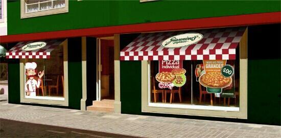 Gianninos Restaurante y Pizzeria