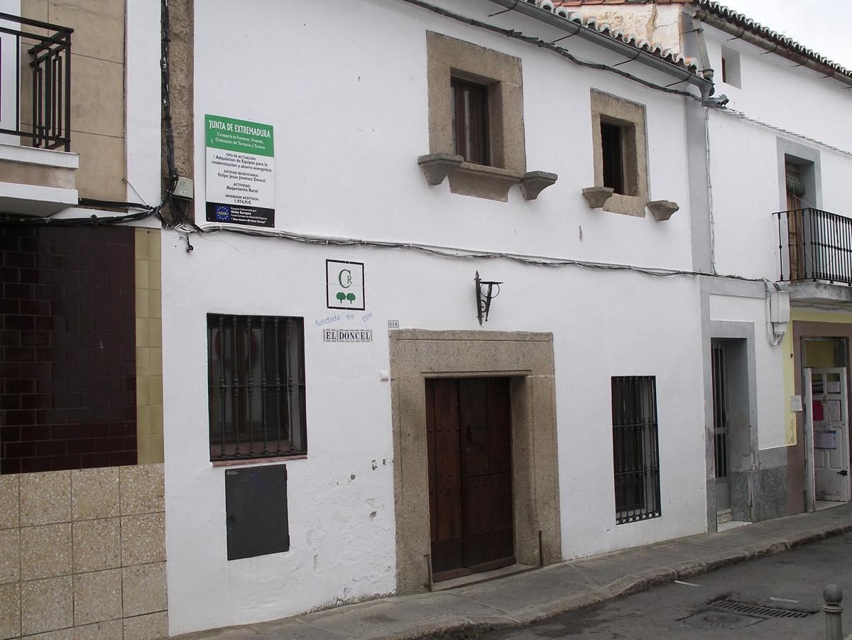 Casa Rural el Doncel