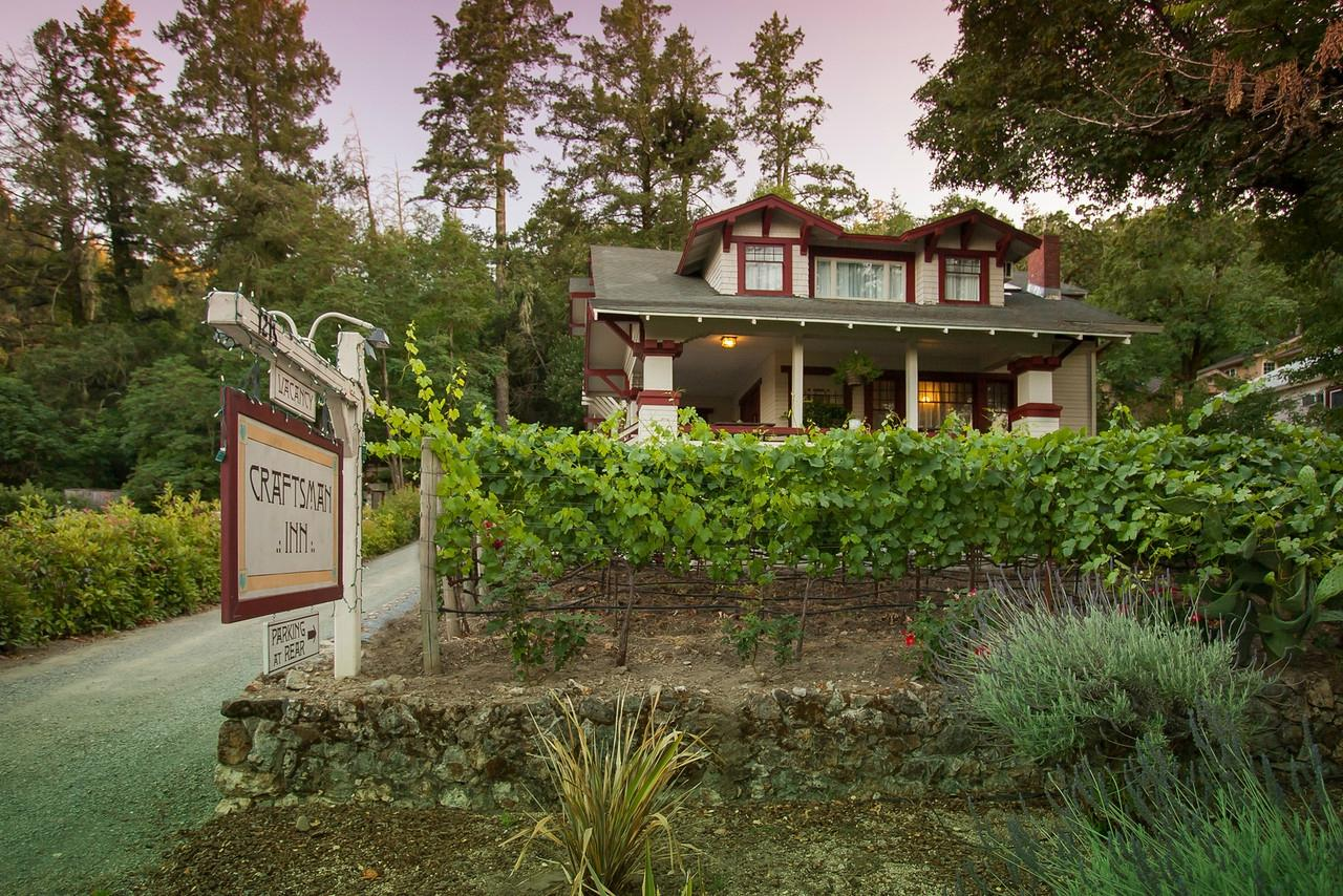 the craftsman inn - updated 2017 prices & b&b reviews (calistoga