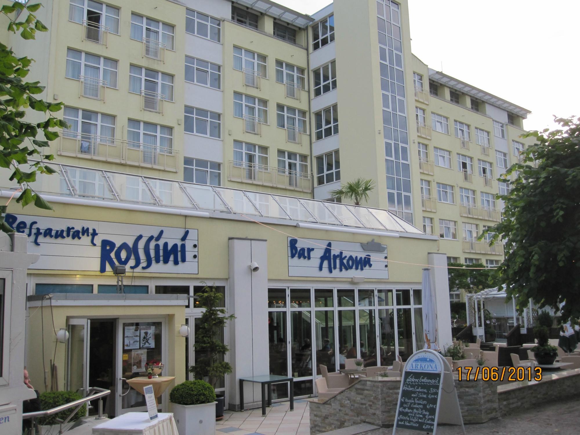 Arkona Strandhotel