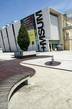 Museum of Contemporary Art Metelkova (MSUM)